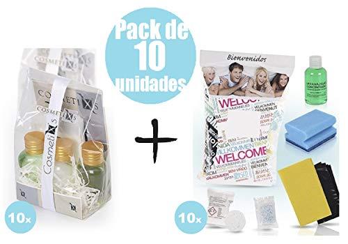 Maxima Pack 10+10 Set ALOJAMIENTO TURISTICO