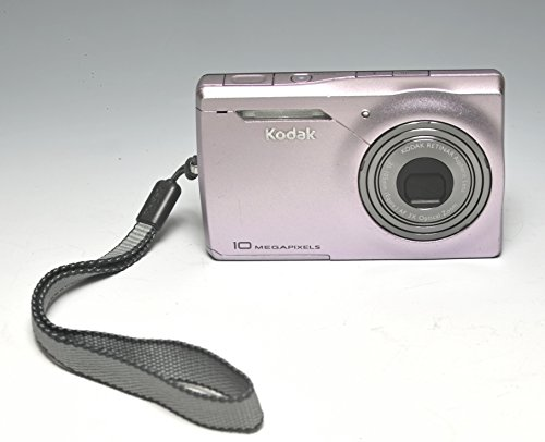Why Should You Buy Kodak Easyshare M1033 10 MP Digital Camera with 3xOptical Zoom (Pink)