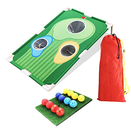 GOGO - Juego portátil de golf para entrenamiento de golf