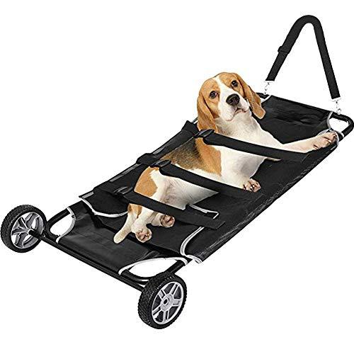 Umoraペット担架 犬 救急 救護 移動用 ペット介護 アニマル搬送 折りたたみ 組み立て簡単
