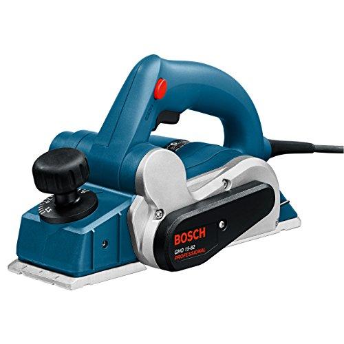 Bosch GHO 15-82 Professional - Cepillo (600 W, 240 V)
