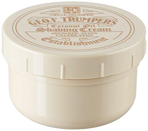 Geo F Trumper Shave Cream - Coconut 200gm Tub