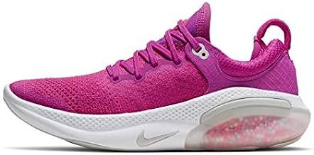 Nike Women's Joyride Run Flyknit Running Shoes (Fire Pink/Vast Grey, 8.5)