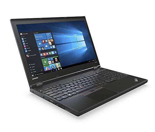 Lenovo ThinkPad L570 15,6 Zoll 1920×1080 Full HD Intel Core i5 256GB SSD Festplatte 8GB Speicher Win 10 Pro Webcam UMTS LTE Notebook Laptop Ultrabook (Generalüberholt)