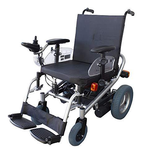 Sedia a rotelle elettrica | Con motore | Diversamente abile | Schienale...