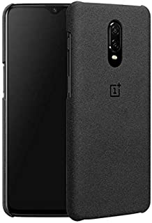 Oneplus 6T OFFICIAL Back Protective Case - Sandstone