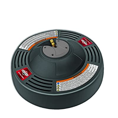 Briggs & Stratton 6328 14-Inch Surface Cleaner for Gas Pressure Washers Up to 3200 PSI