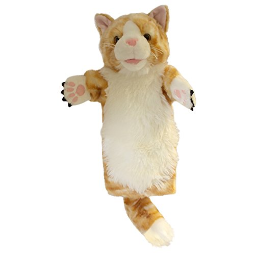 Deb Darling Designs- Gato Marioneta de Mano (PC006014)