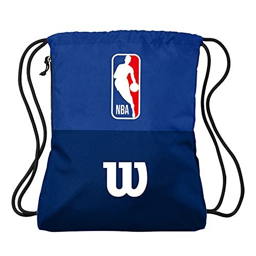 Wilson Bolsa de baloncesto NBA DRV BASKETBALL BAG  Nailon  Azul