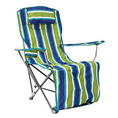SLRMKK Rocker Liege Liege, Gartenhaus/Terrasse Liege Verstellbare Sonnenliege Camping Liege Gartenstuhl Schwerelose Stühle Klappbar mit Kopfstütze zum Angeln im Freien Sitzen und Liegen Leichte