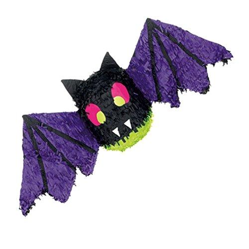 amscan P12970 Spiel Zubehör-Pinata Spooky Fledermaus