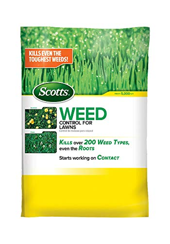 Scotts Weed Control for Lawns, 5000 sq. ft.