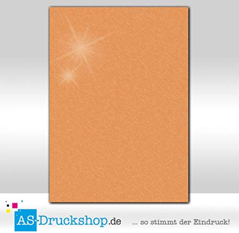 Papier - - - RotGold - mit glänzenden Partikeln   25 Blatt DIN A4   300 g-Papier B0794ZFDM6 | Um Zuerst Unter ähnlichen Produkten Rang  69051e