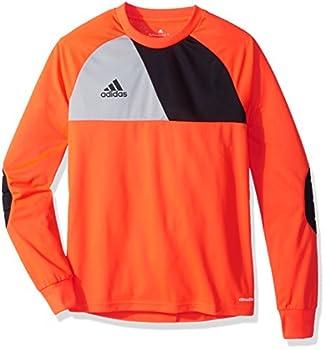 adidas Kids  Assista 17 Goalkeeper Jersey Solar Red/Stone/Black XX-Small