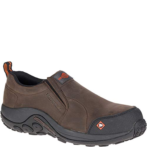 Merrell mens Jungle Moc Composite Toe,Espresso,12