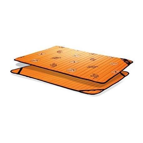 DXIII DELUXE13 Topper para Colchón viscolástico | Cubre Colchon viscolástico | Base Magnética Terapeutica para Colchón | Topper Magnético para colchón (105x180/190)