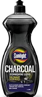 Sunlight Charcoal Dishwash Liquid, 1 L