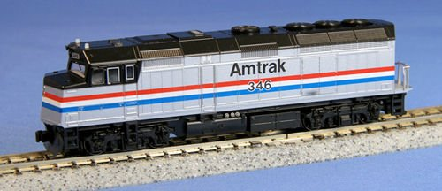 Kato N Amtrak F40PH PHIII #381