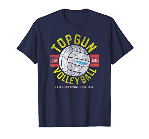 Top Gun Volleyball 1986 T-Shirt for Adults, Youth, in many colors