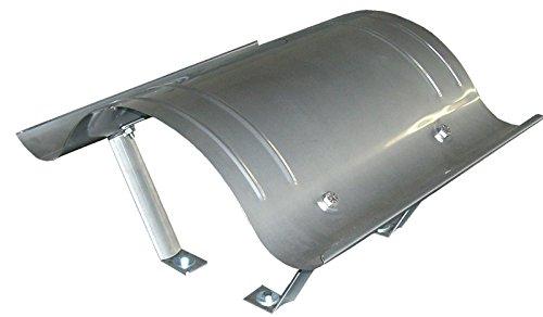 SAREI Haus- und Dachtechnik SHDT Kaminhaube/Schornsteinhaube 500 x 500 mm