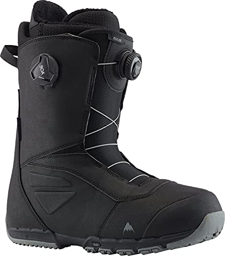 BURTON Ruler BOA Snowboard Boots Mens Sz 14 Black