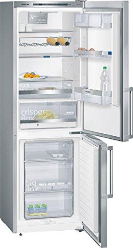 Siemens KG36EAI43 iQ500 Kühl-Gefrier-Kombination / A+++ / 186 cm Höhe / 149 kWh/Jahr / 126 Liter Kühlteil / 89 Liter Gefrierteil