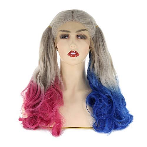 41OjTmia-4L Harley Quinn Wigs