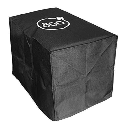 intergrill 800° Grillhaube XL 600D Oxford Qualität 41 x 32 x 36,5 cm Abdeckhaube Abdeckung Wetterschutzhülle Gasgrill XL Pure-Elektro Grill