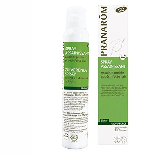 Pranarôm–Aromaforce–Spray assainissant Bio (Eco)–150ml