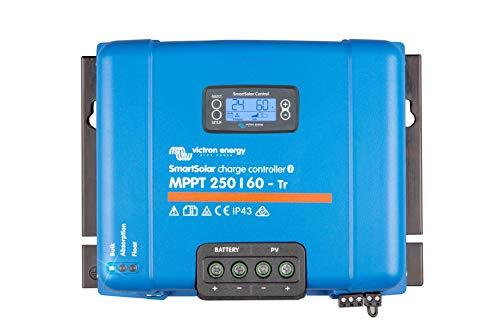 Victron Energy - Puissant régulateur solaire MPPT 250|60