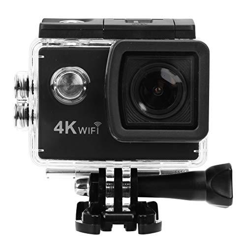 Socobeta Cámara de Video Kit de cámara de acción Videocámara Cámara Impermeable Cámara DV para niños Niños Principiantes Adolescentes