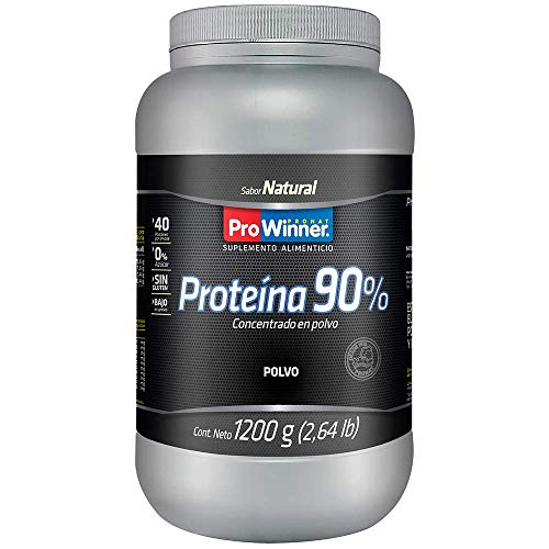 Proteina De Soya 90% ProWinner Natural 1200g