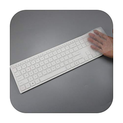 Funda protectora para teclado HP Pavilion All-in-One PC 24-xa 24-xa0002a 24-xa0300nd 24-xa0051hk 23.8 pulgadas computadora de escritorio