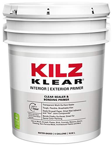 Kilz klear multi-surface stain blocking interior/exterior latex...