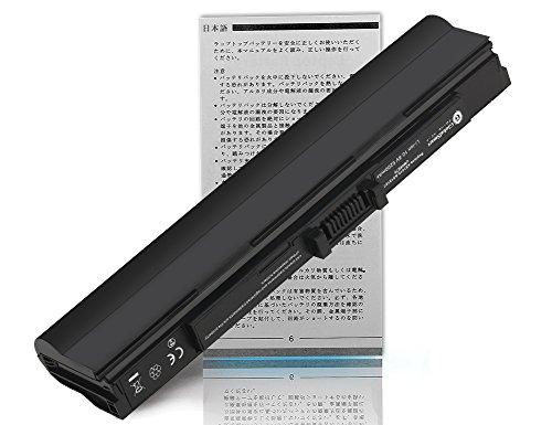Globalsmart Batería para portátil Alta Capacidad para Acer Aspire 1410 6 Celdas Negro