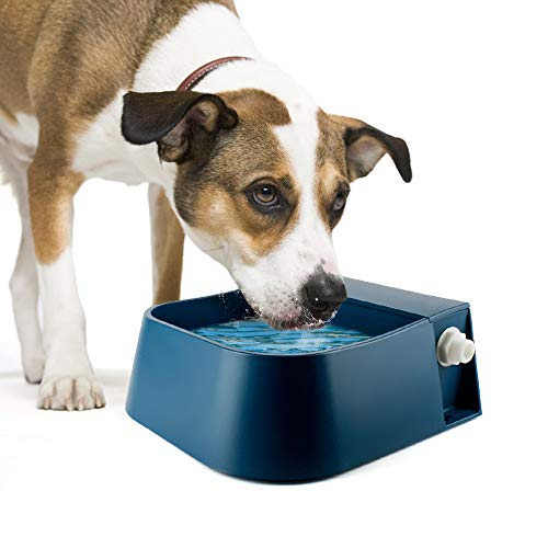 Namsan Automatic Dog Water Bowl Dog Waterer with Float Valve Automatic Water Bowl for Dogs, Cats, Chickens, Ducks