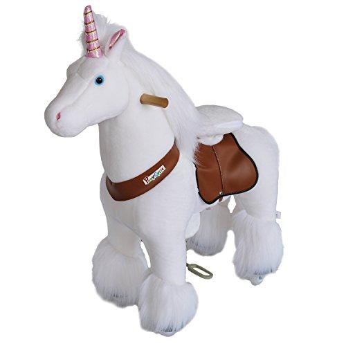 PonyCycle Riding Unicorn Med Riding...
