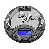 Mini Báscula Electrónica Digital Báscula de joyería cambiar libremente la unidad de peso, 100 g / 0.01 g (sin batería)