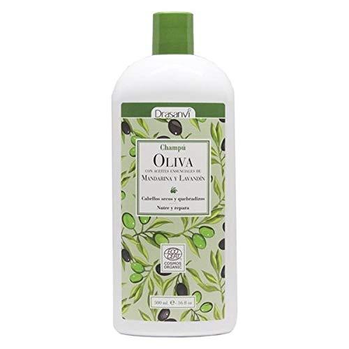 Drasanvi Shampooing (Aceite Olive Bio) 500 g