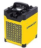 STANLEY ST1ST400LED240E - Chauffage chantier électrique Industriel - gamme INDUS - 3000W - Projecteur LED Orientable