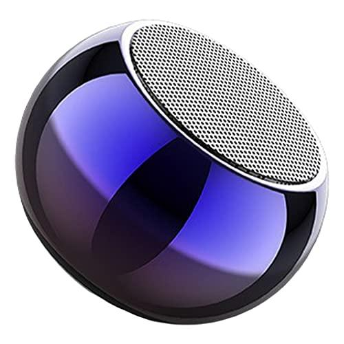 Blesiya Draagbare Draadloze Bluetooth Speaker 5.0 360 ° Full Surround Stereo Bass Zware Bas Geluid voor Badkamer Zwembad…