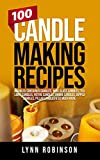 100 Candle Making Recipes: Marbled Container...
