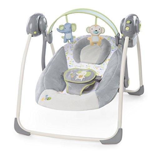 Ingenuity, tragbare Babyschaukel, Felicity Floreal