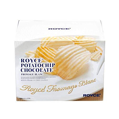 【ROYCE'】ポテトチップチョコレート フロマージュブラン 2個セット ロイズ お土産袋付き