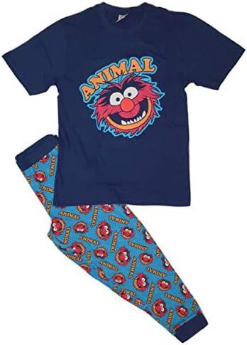 Pijama de animales Muppets Disney para hombre, varios diseños