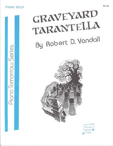 Graveyard Tarantella - Klavier - SHEET