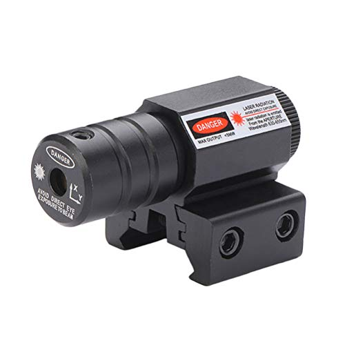 Ysoom Vista Ajustable Holographic Red Green Dot Sight Reflex Sight Scope, Airsoft Red Dot Sight