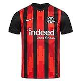 NIKE Eintracht Frankfurt BRT Stad Heimtrikot Camiseta Local para Hombre, Blanco/Negro, Extra-Large