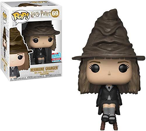 Funko Pop Harry Potter: Hermione con la convención de otoño de Sorting Hat