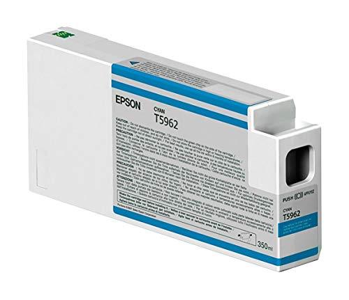 Epson UltraChrome HDR Ink Cartridge - 350ml Cyan (T596200)